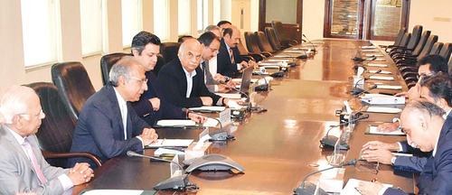 Hafeez moves on amnesty scheme as IMF, FATF nod awaited