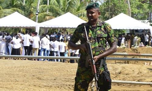سری لنکن صدر نے دفاعی سربراہان سے استعفیٰ طلب کرلیا