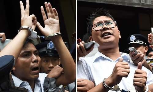 US criticises Myanmar court decision on Reuters journalists