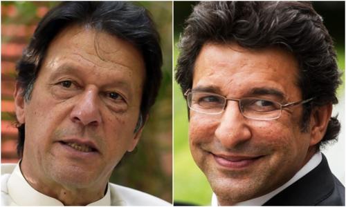 وسیم اکرم، وزیراعظم عمران خان آل ٹائم ورلڈ کپ الیون میں شامل