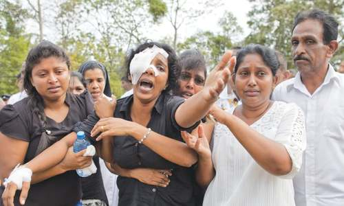 Most Sri Lanka bombers were highly educated