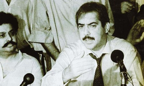 I am an older member of the party than Benazir: Murtaza Bhutto