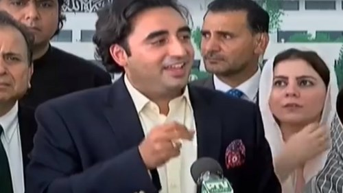 Bilawal responds to PM Imran Khan's 'sahiba' comment with more sexism. And that's wrong