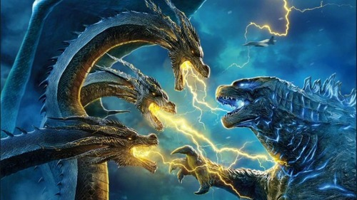 Godzilla is fighting 17 kaijus to save the world in latest trailer