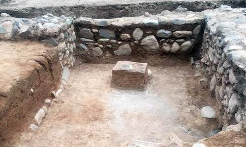 Archaeologists discover '2,200-year-old workshop from Indo-Greek era' in Peshawar