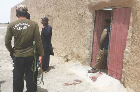 Woman polio worker gunned down in Chaman