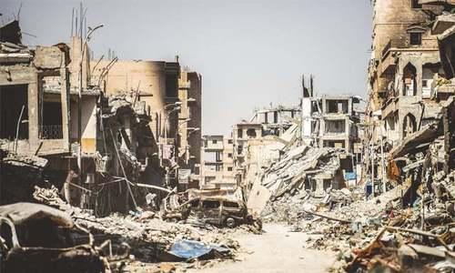 US-led coalition killed 1,600 civilians in Raqqa: report