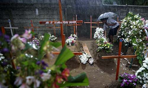 Sri Lanka revises death toll from attacks down by 100