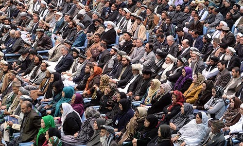 Why is Afghanistan's upcoming grand jirga significant?