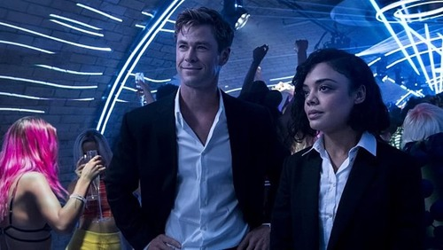 Chris Hemsworth gets an unstoppable partner in MIB International trailer