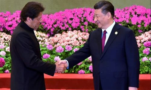 PM Khan calls for tackling climate change, poverty as Pakistan, China enter next CPEC phase
