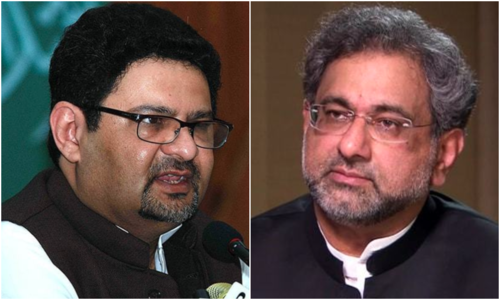 Notification surfaces confirming Miftah Ismail, six others placed on ECL