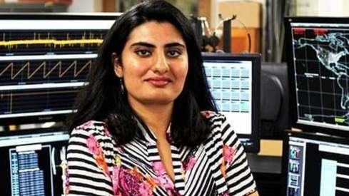 NASA engineer Hibah Rahmani encourages young Pakistani women to pursue space science careers