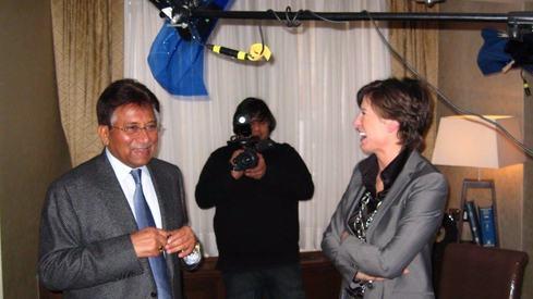 Musharraf documentary 'Insha'Allah Democracy' just bagged a nomination by One World Media