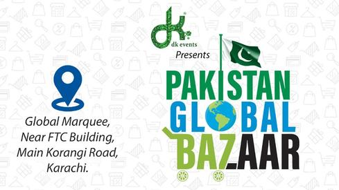 Pakistan Global Bazaar is bringing 20 days of fun, shopping and tons of food this Ramazan