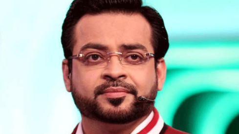 Aamir Liaquat says he will play Burhan Wani in Ayub Khosa's next