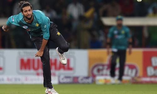 Pakistan open England tour on winning note