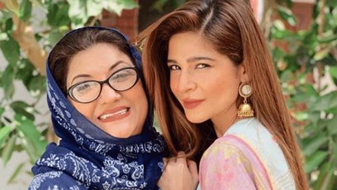 My character will be the same one with a touch of rebellion this time: Ayesha Omar on Bulbulay