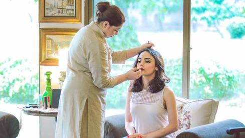 New app GharPar gives beauticians the chance to be financially independent