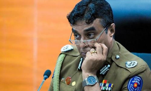 Sri Lanka police chief refuses to quit over Easter attacks