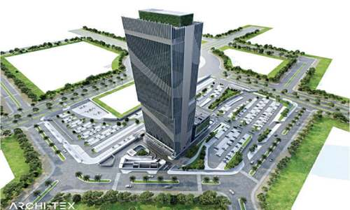 Lahore's tallest building's construction plan approved