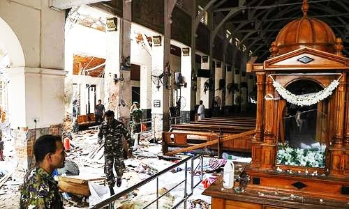 Sri Lanka says 42 foreigners among Easter victims