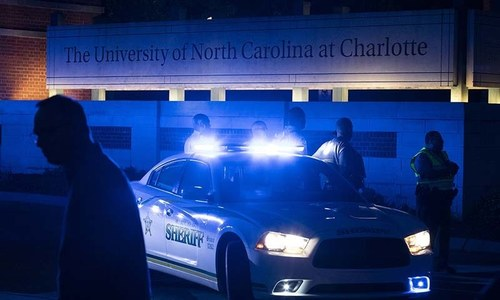 Two dead in US university campus shooting