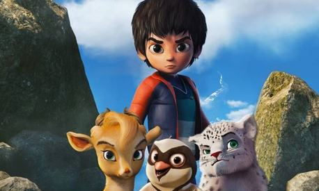 Animated film Allahyar and the Legend of Markhor is now on Netflix