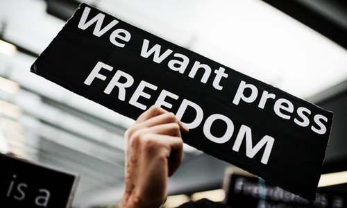 Press freedom under serious threat from govts worldwide: IPI