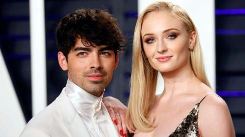 Surprise! Sophie Turner and Joe Jonas have tied the knot in Las Vegas