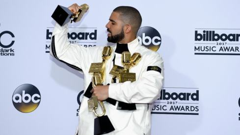 Drake becomes most awarded artist at the Billboard Music Awards