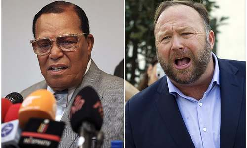 Facebook bans Louis Farrakhan, others in hate crackdown