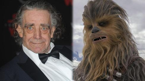Peter Mayhew, actor who plays Chewbacca in Star Wars movies, passes away