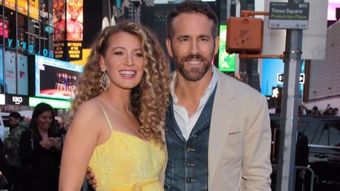 Blake Lively and Ryan Reynolds are having another baby!