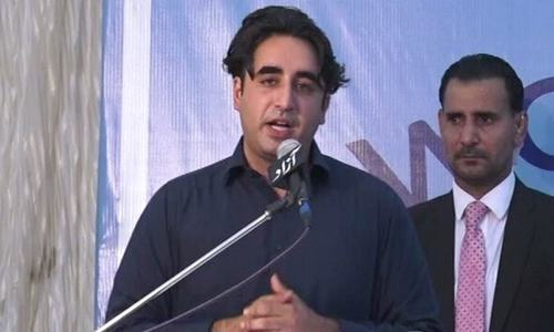 Undeclared censorship is stifling freedom of expression in Pakistan: Bilawal