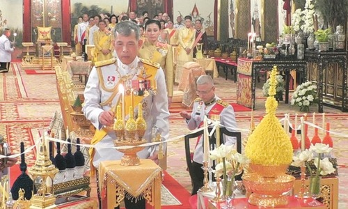 Thailand's new king among world's wealthiest monarchs