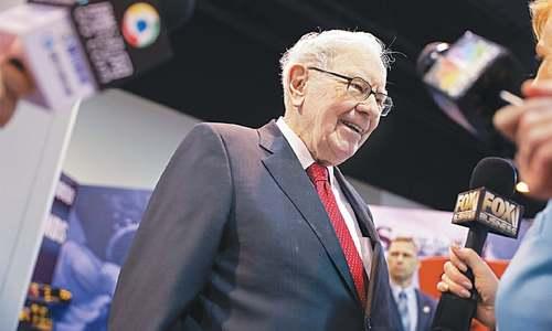 Who will succeed billionaire Warren Buffett?