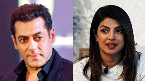 Salman Khan's still upset with Priyanka Chopra for dropping out of Bharat last minute