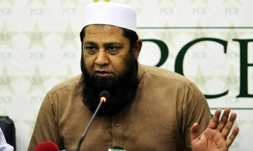 World Cup squad could well be Inzamam's last task as chief selector