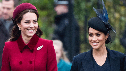 """Meghan Markle and Kate Middleton are Anna Wintour's """"dream"""" Met Gala couple"""