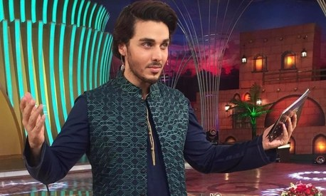 I don't claim that I'm a scholar: Ahsan Khan defends his Ramazan TV show