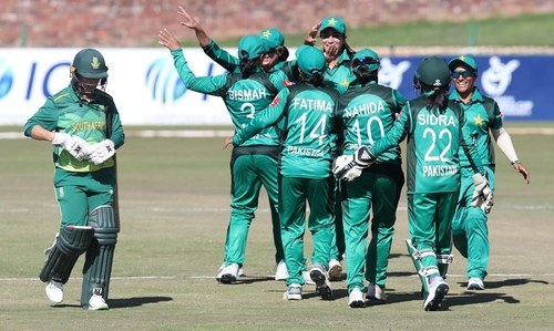 Sana Mir helps Pakistan Women secure first-ever away win over South Africa