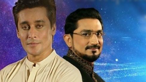Sahir Lodhi is back on Shabbir Abu Talib's Ramazan transmission