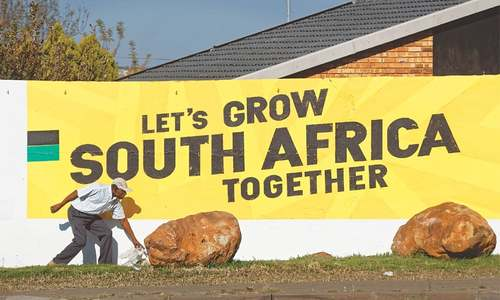 48 parties to contest elections in South Africa tomorrow