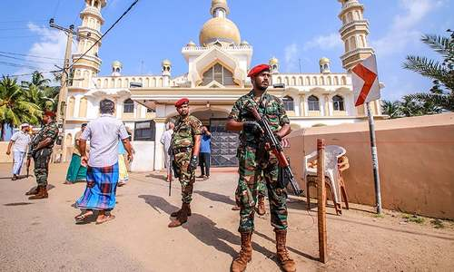 All Easter bombers either killed or arrested: Sri Lanka police chief