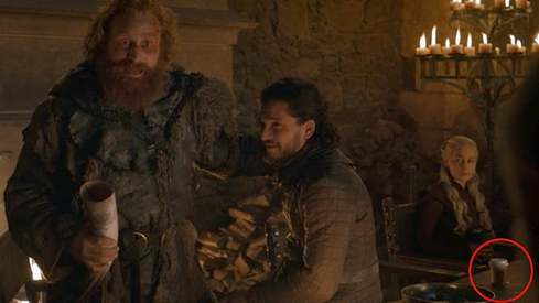 HBO admits Starbucks cup cameo on Game of Thrones was a blunder