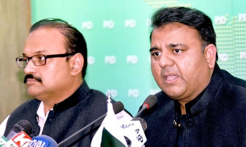 Fawad Chaudhry forms committee to 'resolve moonsighting controversy'