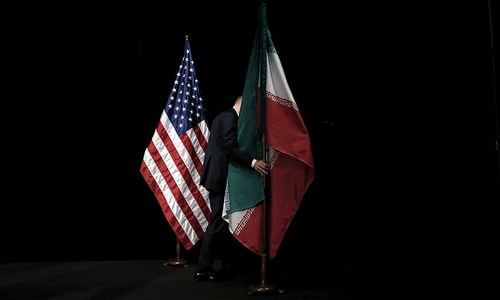 Iran accuses US of carrying out 'psychological warfare'