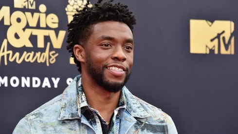 Chadwick Boseman will play the first African samurai in next film