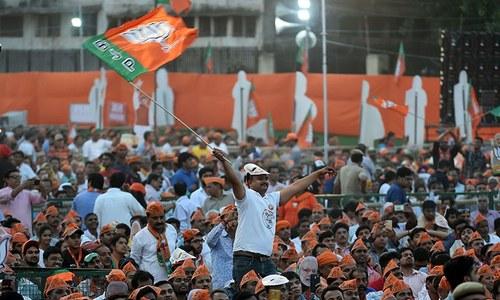 Modi rocks Delhi as India election moves to capital